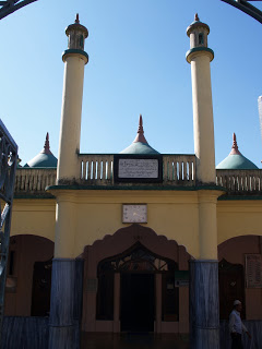 The Jame Masjid, Kalimpong